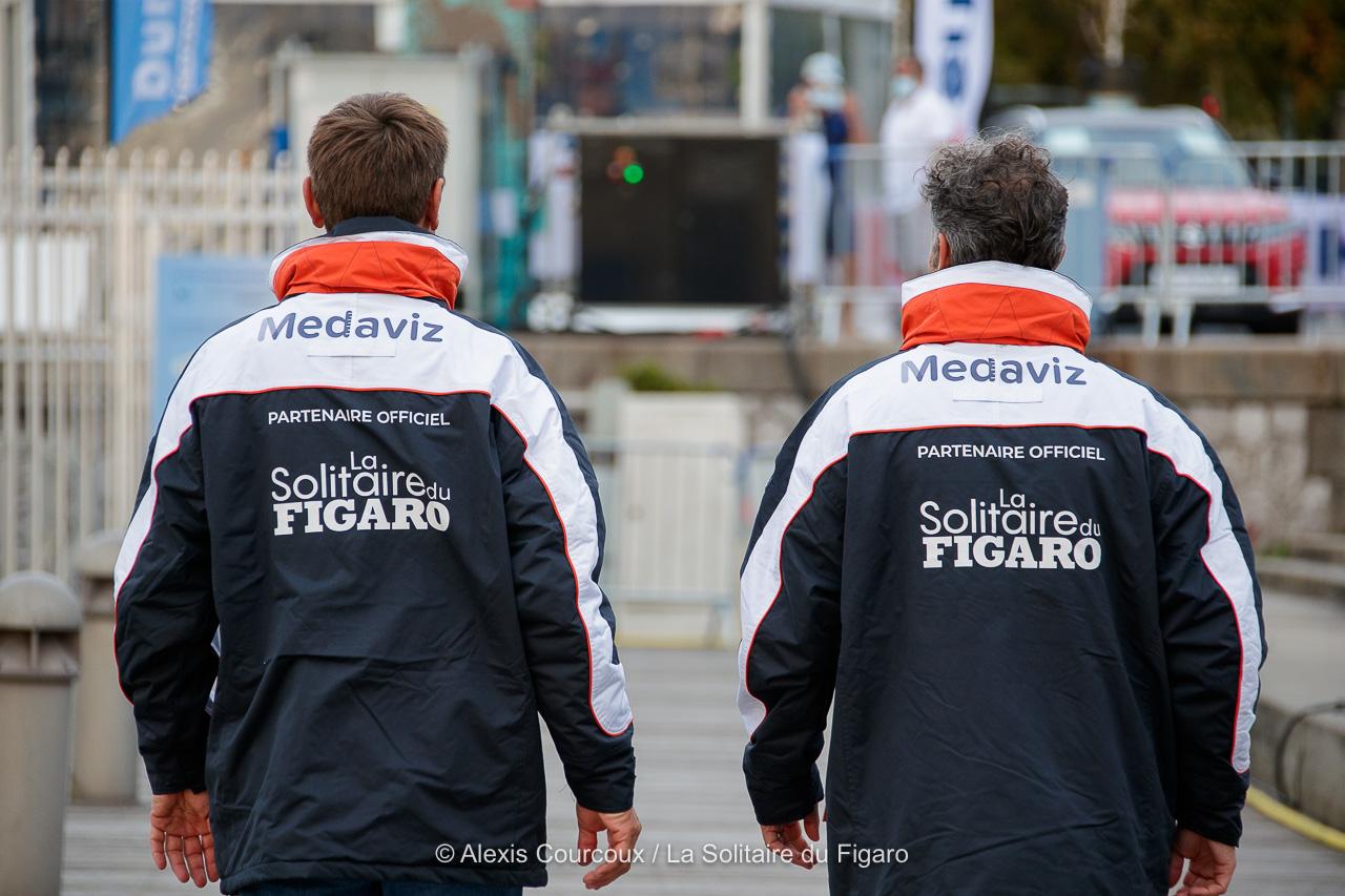 Alexis Courcoux / La Solitaire du Figaro