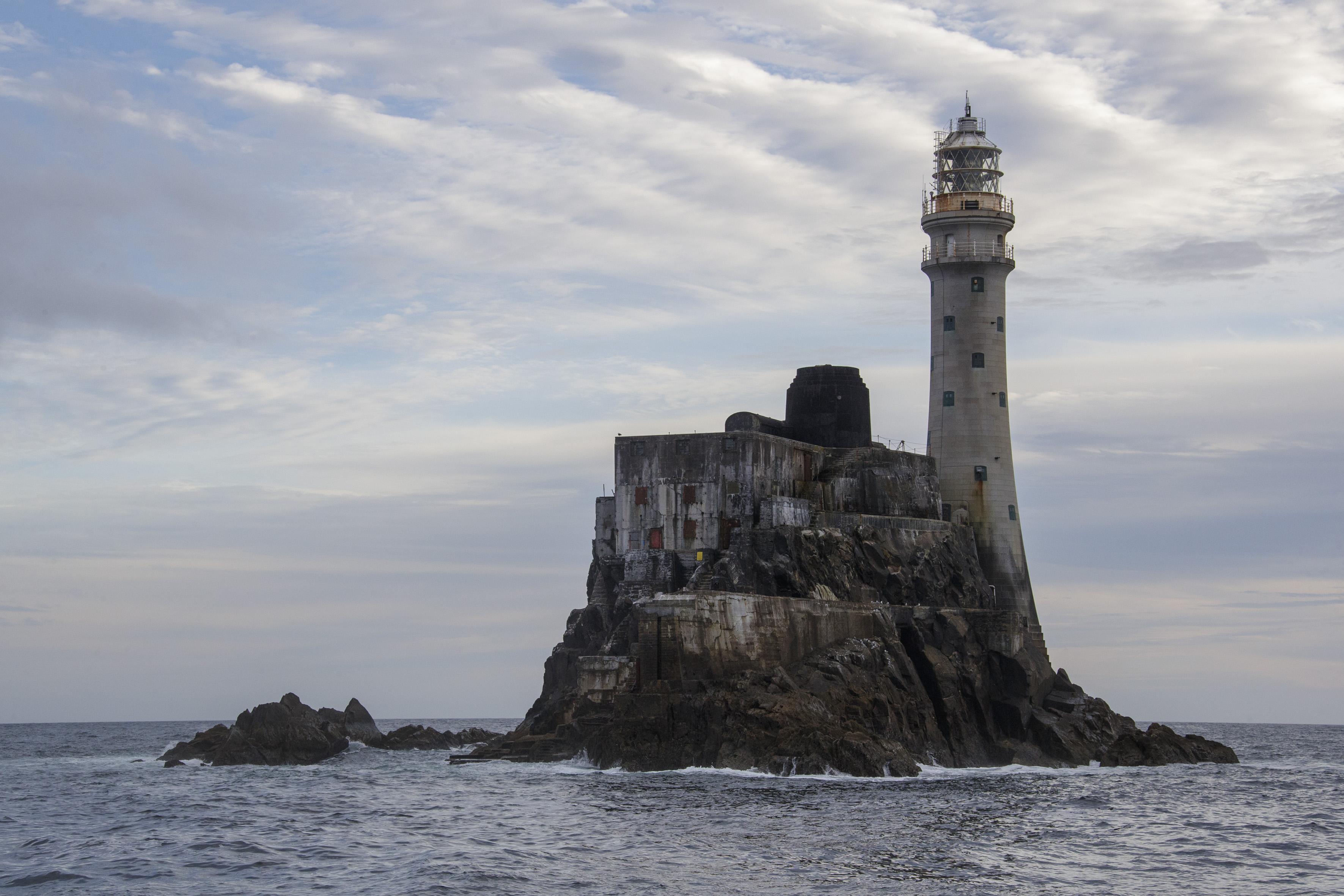 Le Fastnet - Crédit : Alexis Courcoux - La Solitaire du Figaro 2020